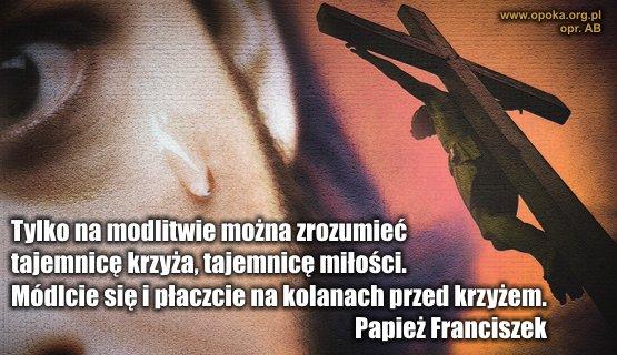 Myśli Franciszka